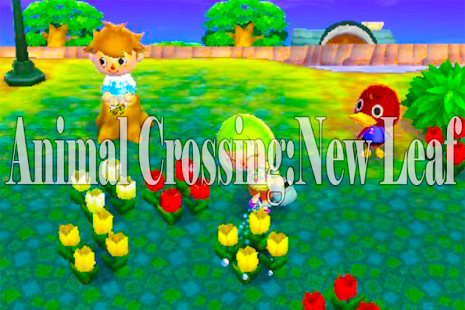 Tips Animal Crossing : New Leaf Gameplay - náhled