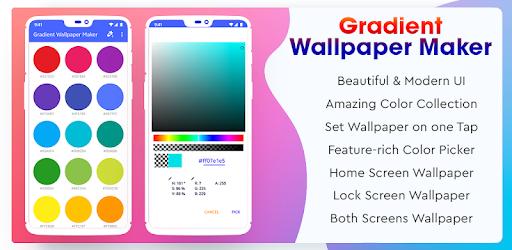 Gradient Wallpaper Maker - Apps on Google Play