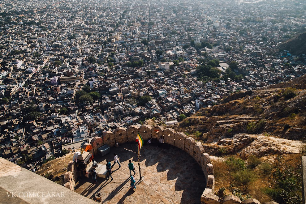 Bawri Nahargarh Fort, Джайпур