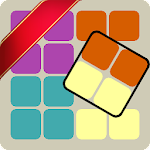 Ruby Square: logical puzzle game (700 levels) Icon