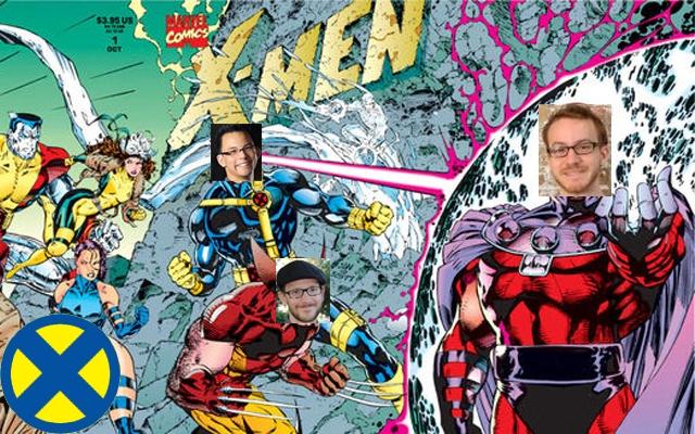 The X-Men Siren