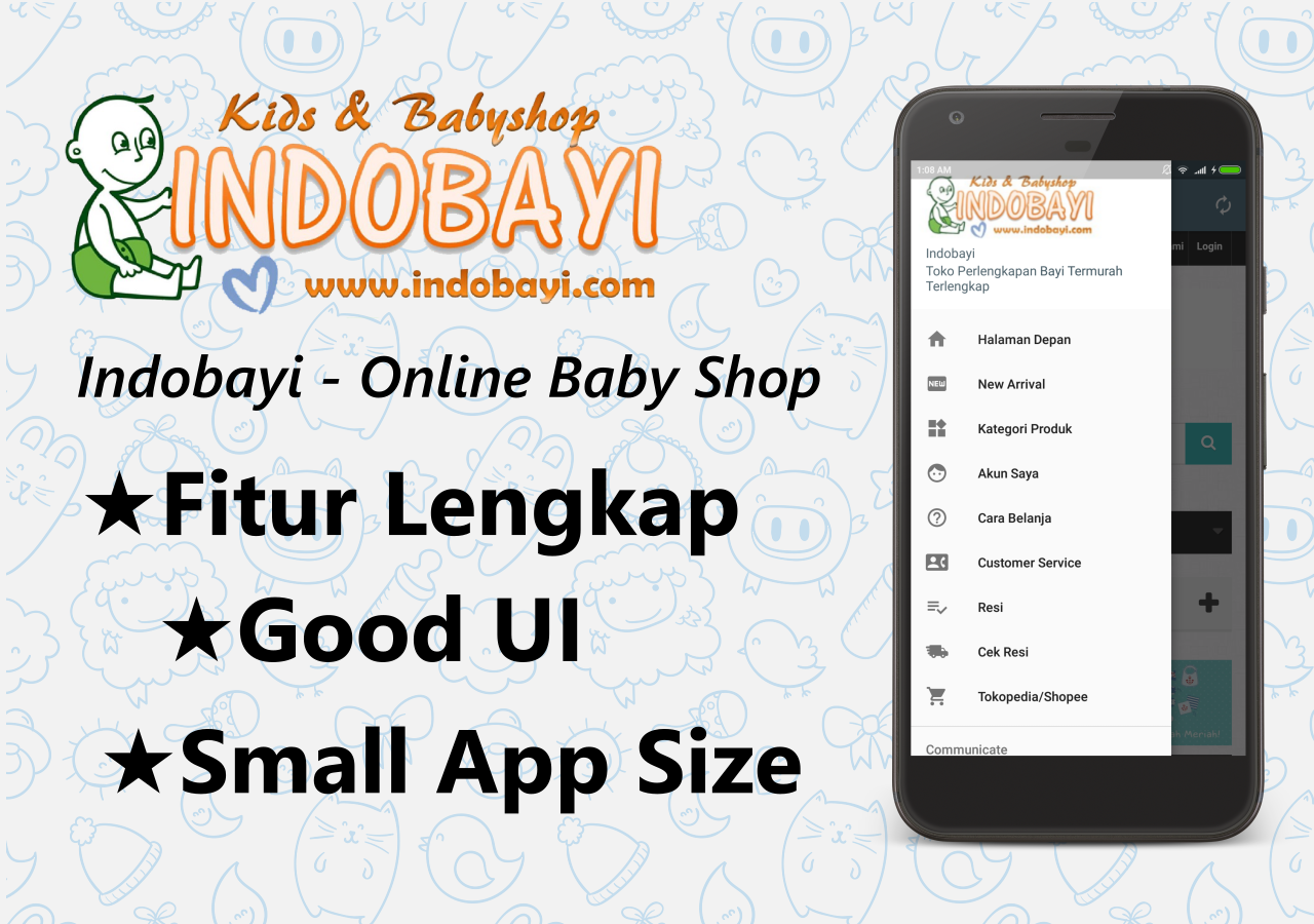 Indobayi - Online Baby Shop- screenshot