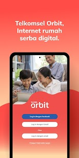 MyOrbit - Internet Rumah Serba Digital Screenshot