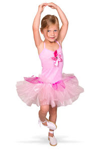 Barndräkt, Ballerina