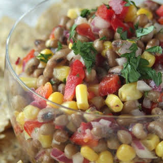 Field Pea Salsa.
