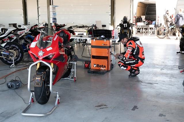 Scott Redding correra el WorldSBK con Ducati