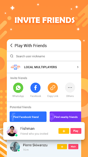 HAGO - Play With New Friends 3.7.5 screenshots 8