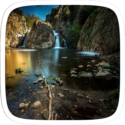 Beauty Waterfall Theme