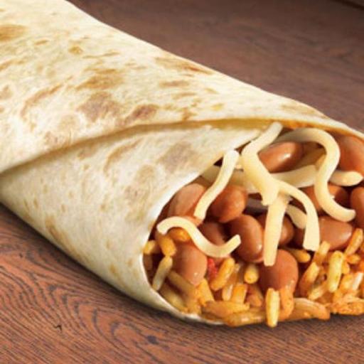 Vegan Classic Burrito