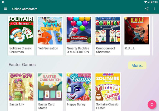Game Store: All Online Games 8.42.03 screenshots 10