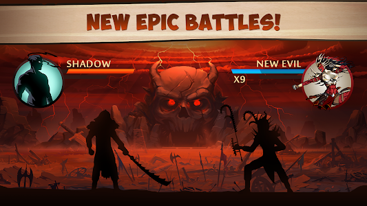 Shadow Fight 2 2.4.1 (Mod Money)
