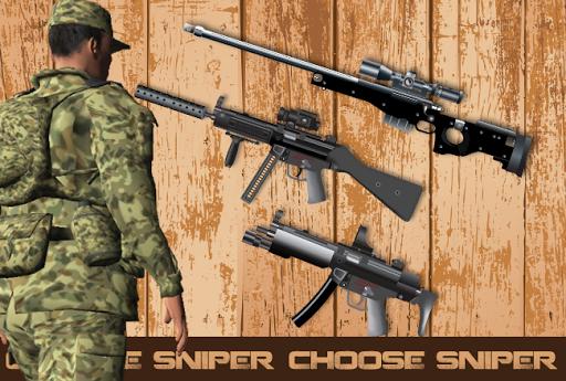 Duty American Sniper Call 3D