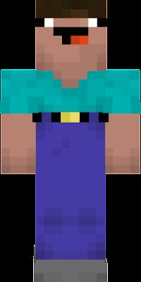 Noob Nova Skin - Skins para minecraft 1 8 skindex