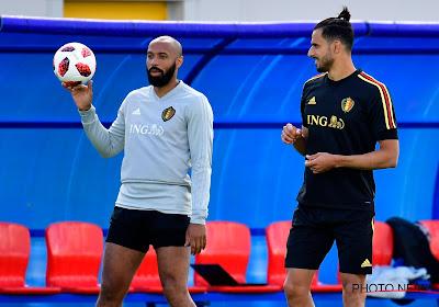Door de nieuwe job van Henry wordt Chadli plots aan de MLS gelinkt
