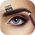 Eyebrows Shaping Photo Editor - Makeup Camera icon