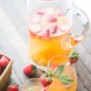 Mango Sangria Recipes.
