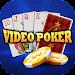 Video Poker: Royal Flush Icon