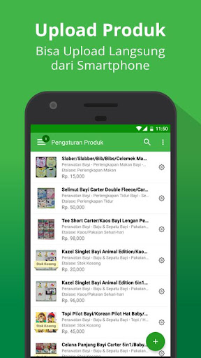 Tokopedia Seller App  screenshots 2