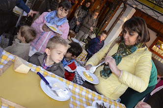 Photo: Accoglienza a buffet per banchetti
