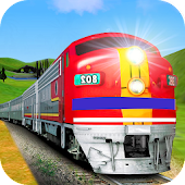 Train Driving: Train Coach Simulator 2018
