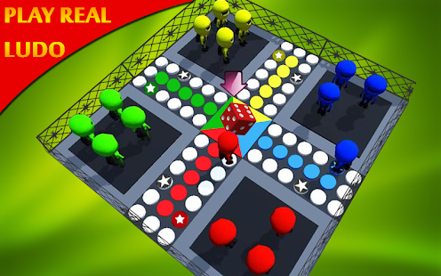 Classic Ludo Board Star 2018- screenshot thumbnail