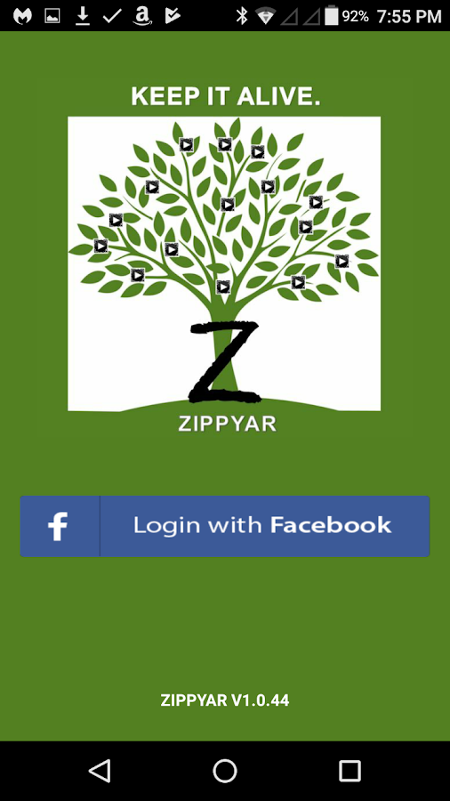 ZippyAR- screenshot