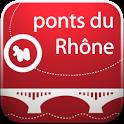 Click 'n Visit Ponts du Rhône icon