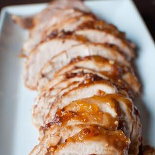 Indonesian Pork Tenderloin.
