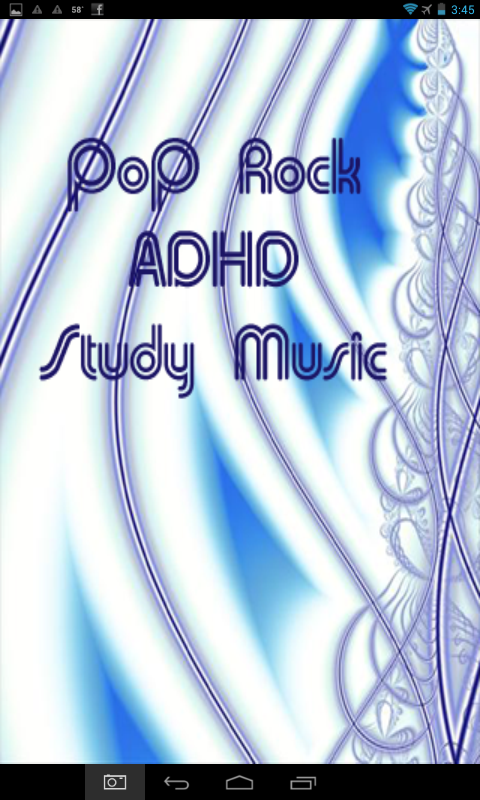 Pop Rock ADHD Music for Study- screenshot