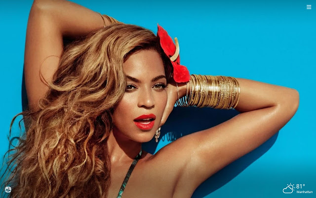 Beyonce HD Wallpapers New Tab