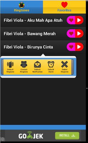 android OM. SERA - Fibri Viola Screenshot 3