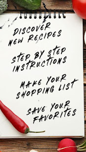 Recipes Home - Free Recipes and Shopping List for PC-Windows 7,8,10 and Mac apk screenshot 2