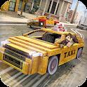 Conducir Taxi de Ciudad: Juego icon