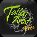 타투아티스트 Free icon