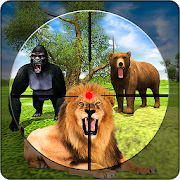 Animal Sniper Shooter - The Jungle Hunting