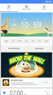 Savanna Alarm - náhled