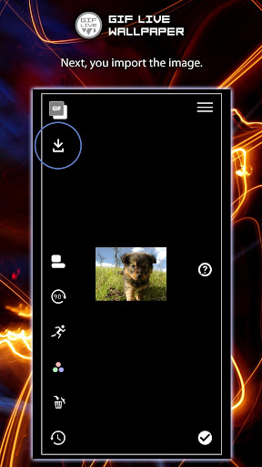 GIF Live Wallpaper 2.20.00 screenshots 2