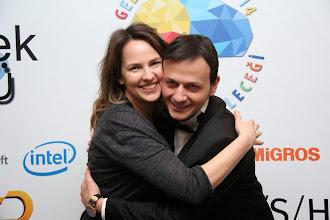 Photo: Soldan sağa: Anne Skare Nielsen, Yusuf Baykal Bozkurt