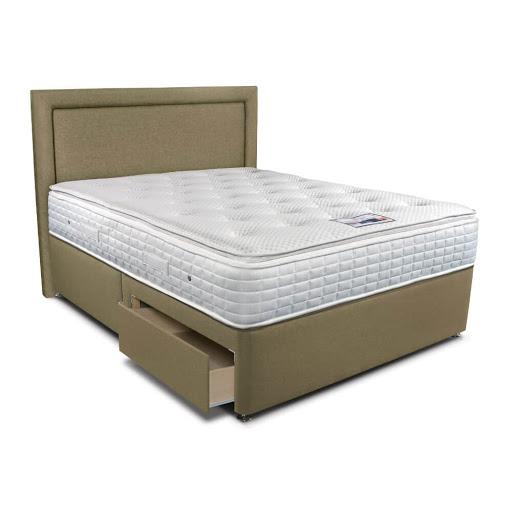 Sleepeezee Cool Sensations 2000 Ottoman Bed
