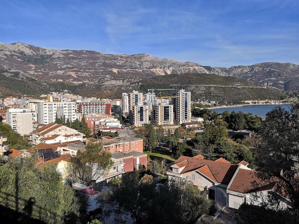 Зимние Черногория->Сербия->БиГ->Черногория
