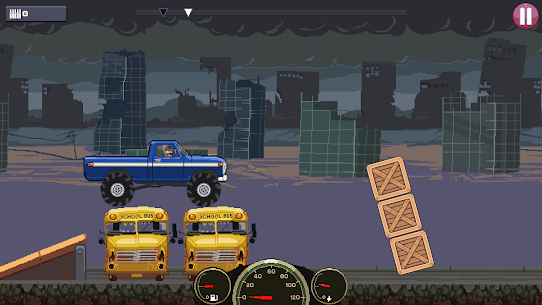 Drive or Die – Zombie Pixel Derby Racing Mod Apk (Unlimited Money + No Ads) 4