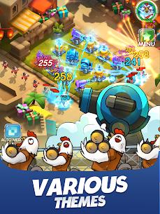Rooster Defense Mod Apk (Unlimited Money) 9