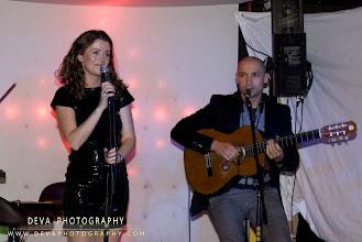 Photo: Erica Jennings & Jurgis Didziulis Live in Dublin 2010. http://devaphotography.com
