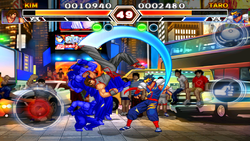 Kung Fu Do Fighting android2mod screenshots 10