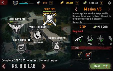MAD ZOMBIES : Offline Zombie Games 5.9.0 screenshot 2093706