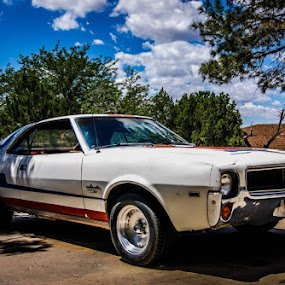1968 AMC Javelin SST by Connor Stueber - Transportation Automobiles