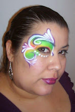 Photo: face and body painting by Sofia, Calimesa, Ca 888-750-7024
