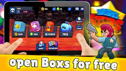 big Box Simulator For Brawl Stars APK MOD (Astuce) screenshots 1
