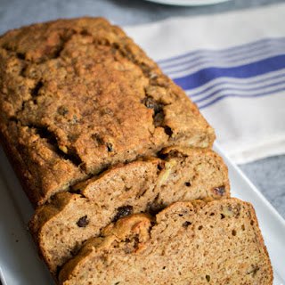 Apple Harvest Banana Bread