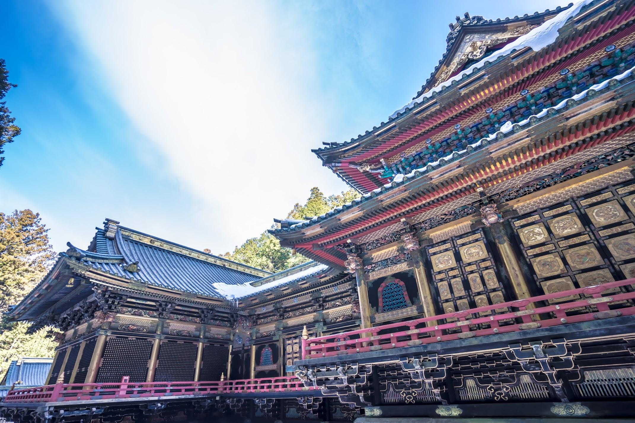 Nikko Taiyuin Nikkosan Rinno-Ji Temple5